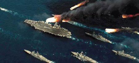 """美军报告称中国一枚EMP弹就可""""摧毁""""一艘航母"""