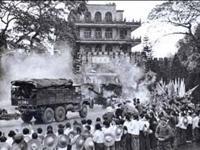 1979年解放军撤离越南时的真实场面
