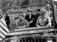 美国斡旋国共和谈 毛泽东应邀赴重庆谈判