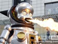日本机器人也疯狂