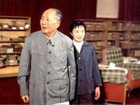 伟人迟暮:毛泽东晚年照片