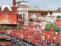 70年代勃列日涅夫统治下的苏联
