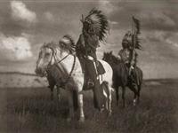 曾经的美洲大陆主人-印第安人