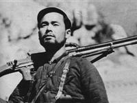 化装深入敌后抗日根据地侦查突击的日军