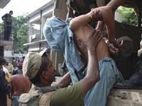 巴基斯坦打死43名武装分子 逮捕50人[图集]