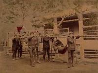 百年前日本夫妻生活照