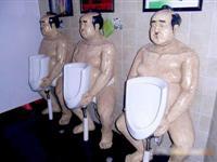 世界上最最逗乐的厕所 日本最雷人[组图]
