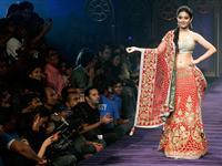 印度时装周:来自东方的神秘诱惑(组图)