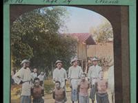 19世纪彩照:清朝犯人行刑被拍到[图集]