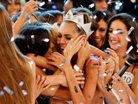 2009意大利小姐大赛冠军出炉 玛丽亚-佩鲁西夺冠