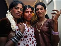 印度阉人的神秘面纱[组图]