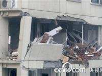 安徽合肥一楼房发生爆炸[图集]