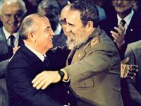 戈尔巴乔夫任苏联领导人期间图集