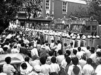 老照片揭秘1987年台湾解严真相[组图]