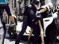 """美国警察""""扫黄""""震撼场面[图集]"""