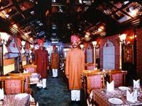 印度最豪华火车 尊贵奢华的移动宫殿(组图)