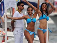 哥伦比亚人为选美疯狂 世界级美女一抓一大把