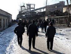 黑龙江龙煤集团新兴煤矿发生爆炸