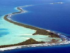 图瓦卢将成首个沉入海底国家[图集]