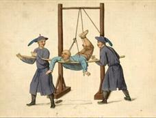 西方人画笔下的清代酷刑[图集]