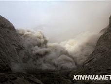巴基斯坦北部山体滑坡10人死亡[图集]