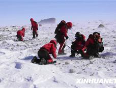 中国南极陨石拥有量突破1万块[图集]