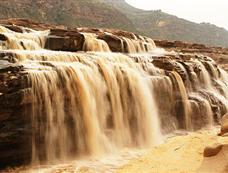 中国最美的十大瀑布[组图]