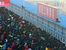 中国春运即将启动[图集]