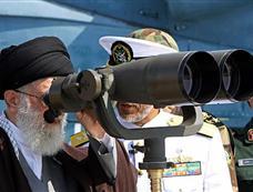 哈梅内伊出席伊朗首艘自产驱逐舰交付仪式[图集]