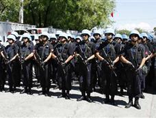 中国驻海地维和警察获华人大奖 成首个二次获奖团体