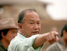 吴宇森获颁影响世界华人大奖