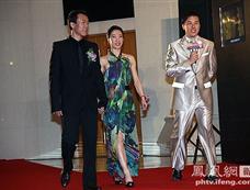 2009-2010影响世界华人盛典红毯照片(组图)
