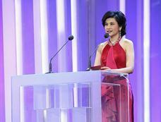 高锟获颁影响世界华人大奖(组图)