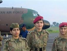 聚焦巴基斯坦女兵群体:驾驶歼-7战斗机投身空战