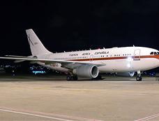 """西班牙""""空军一号"""":空客A-319"""