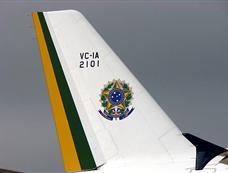 """巴西""""空军一号"""":空客319"""