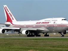 """印度""""空军一号"""":波音B-747"""