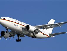 """德国""""空军一号"""":空客A-310"""