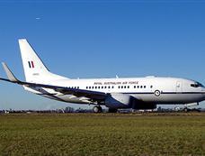 """澳大利亚""""空军一号"""":波音737"""