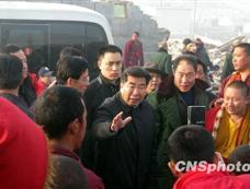 回良玉副总理赴玉树震区指挥救援