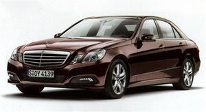 奔驰新E级Coupe首发 轿车7月进口中国