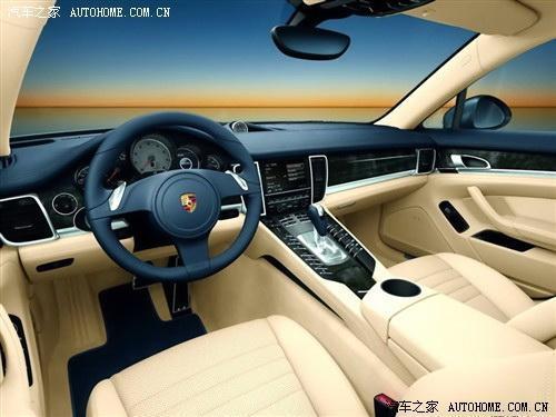 Panamera首发 保时捷十款车将亮相车展(2)