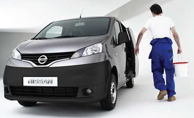 日产NV200将亮相上海车展 明年在郑州日产国产
