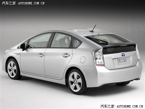 车顶加装太阳能板 新普锐斯5月海外上市