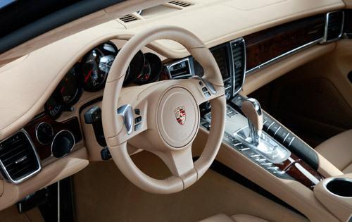 试驾保时捷Panamera 前置后驱豪华GT(组图)