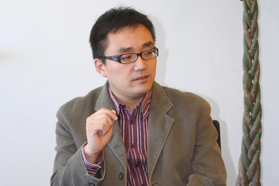 徐峰:中国市场地位凸显