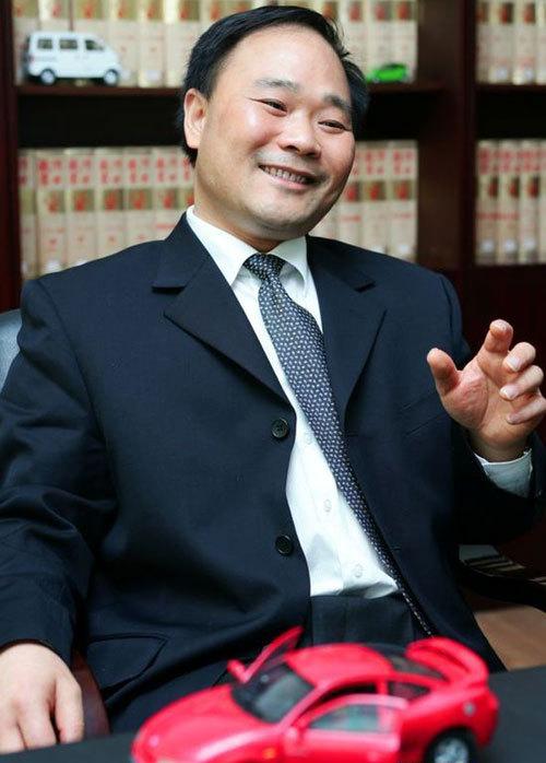 吉利集团有限公司董事长李书福贺词