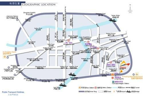 2009上海车展观展交通指南