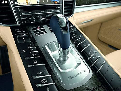 Panamera海外售价发布 共三款车型9万美元起