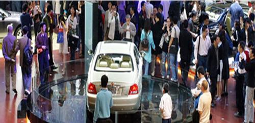 汽车厂商参加车展的五大好处